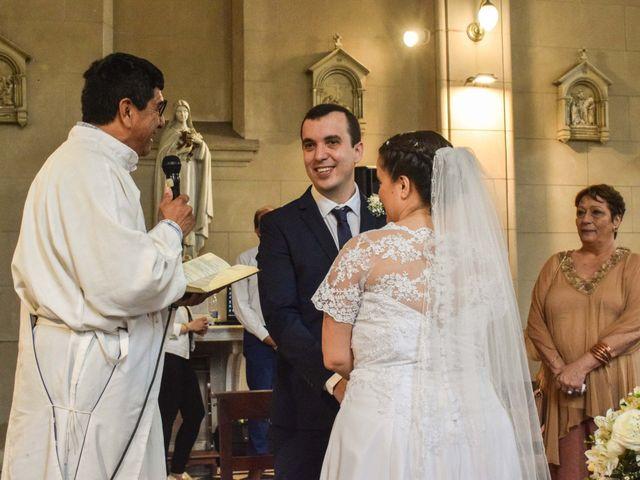 El casamiento de Emiliano y Carolina en Caballito, Capital Federal 28