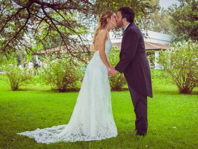 El casamiento de Denise y Gonzalo