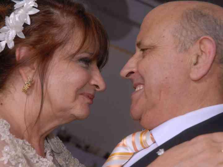El casamiento de Adelina y Jorge