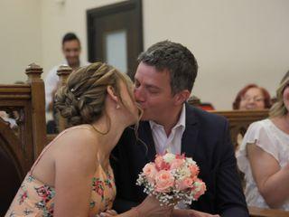 El casamiento de Jeremías y Yanina 1