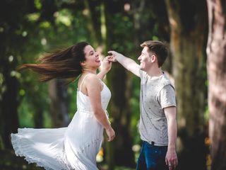 El casamiento de Fabiana y Brian 1