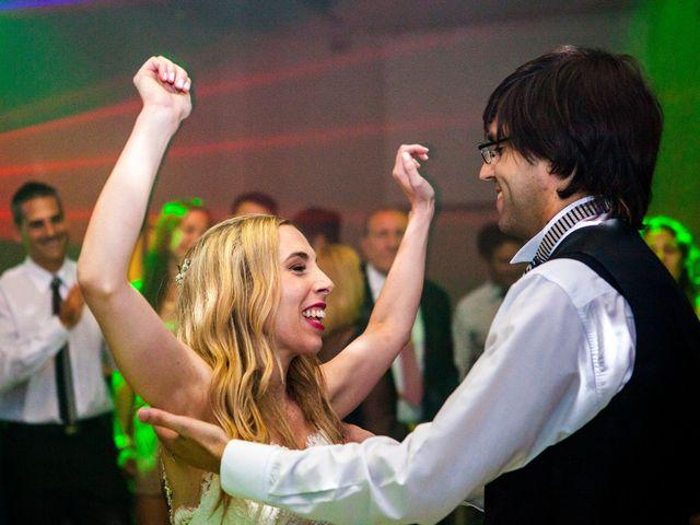 El casamiento de Gloria y Julián