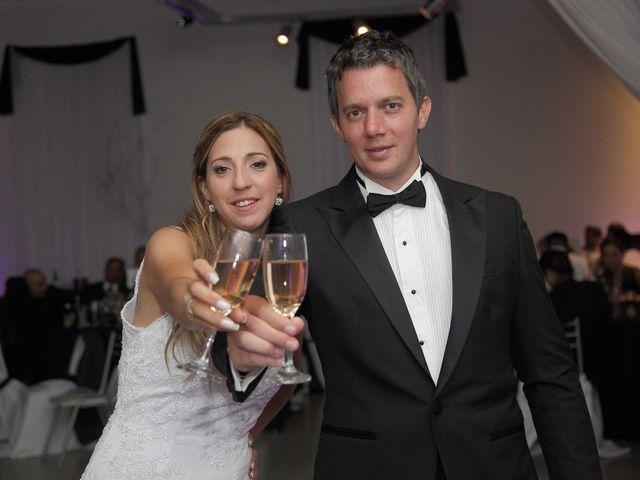 El casamiento de Jeremías y Yanina