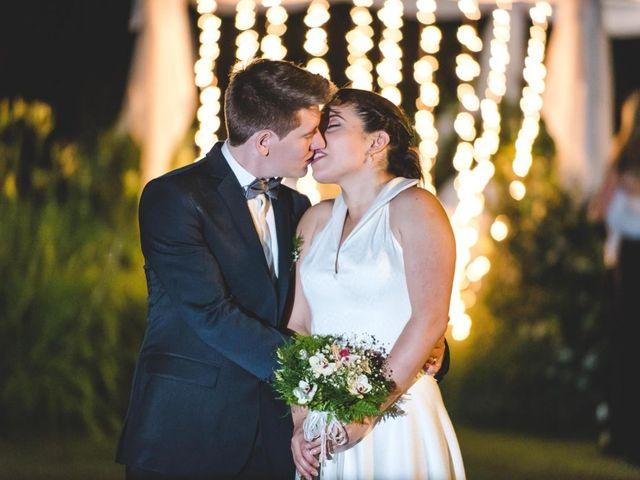 El casamiento de Fabiana y Brian