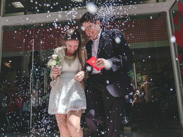 El casamiento de Rosa y Pablo