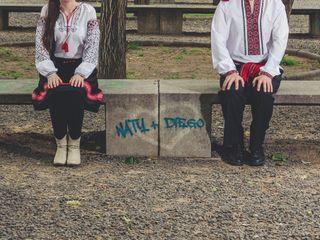 El casamiento de Nataliya y Diego 3