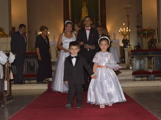 El casamiento de Andrea y Franco 3