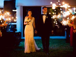 El casamiento de Maia y Alfredo