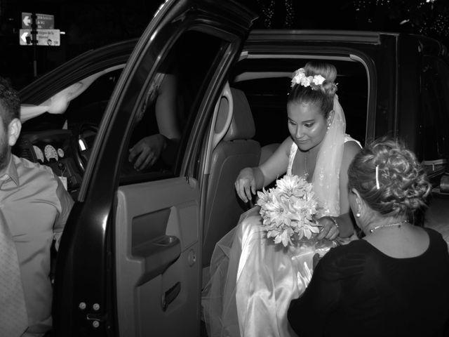 El casamiento de Franco y Andrea en La Banda, Catamarca 1