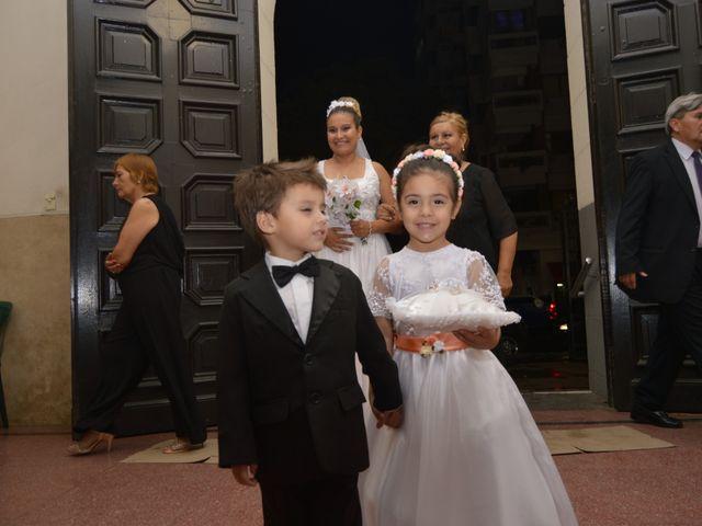 El casamiento de Franco y Andrea en La Banda, Catamarca 2
