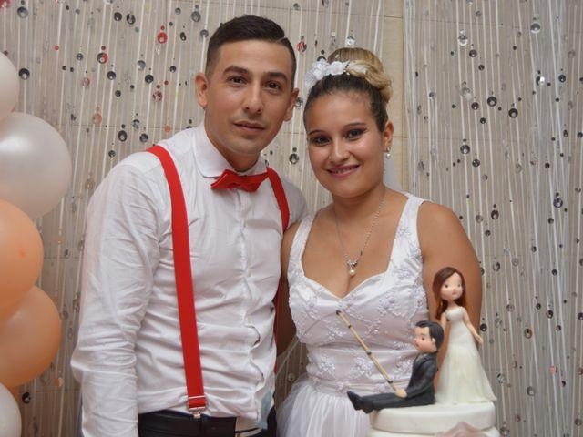 El casamiento de Andrea y Franco