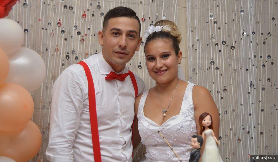 El casamiento de Franco y Andrea en La Banda, Catamarca