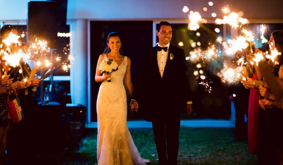 El casamiento de Alfredo y Maia en San Justo, Santa Fe