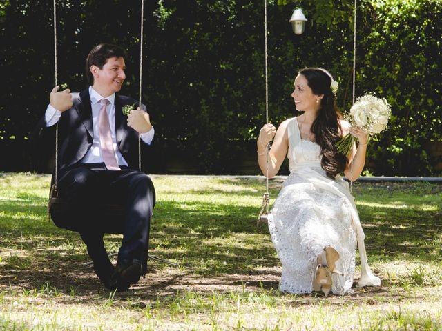 El casamiento de Antonella y Diego