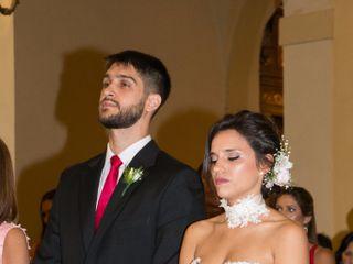 El casamiento de Franco Giardino y Agustina Mai Favali 1