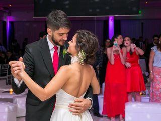 El casamiento de Franco Giardino y Agustina Mai Favali 3