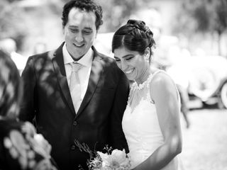 El casamiento de Laura y Víctor