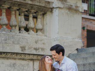 El casamiento de Gabriela y David 2