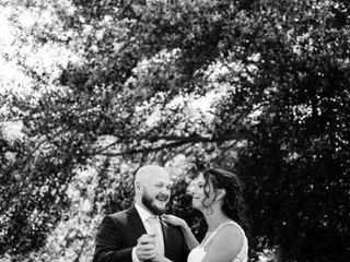 El casamiento de Caro y Tomi