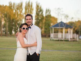 El casamiento de Mariana y Nicolas