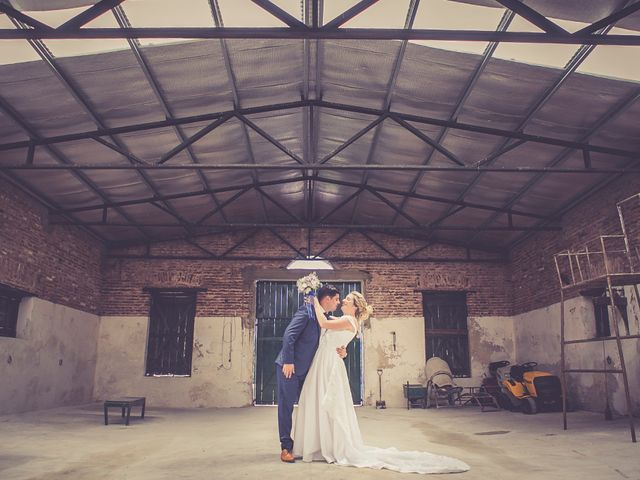 El casamiento de Pepi y Rodrigo