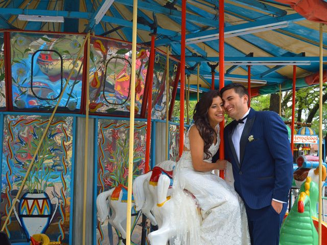 El casamiento de Silvana y Matías