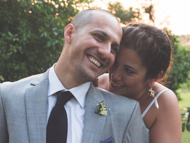 El casamiento de Matias y Daniela