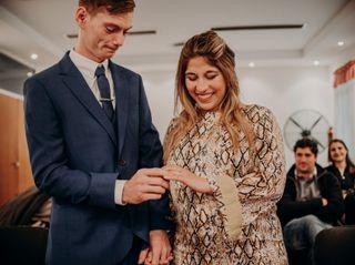 El casamiento de Ayelén y Ryan 1