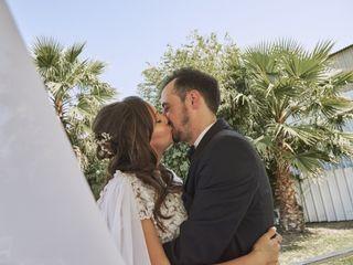 El casamiento de Lauri y Marce