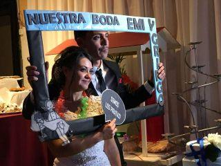 El casamiento de Emilse y Carlos