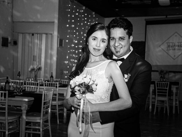 El casamiento de Aldana y Ariel