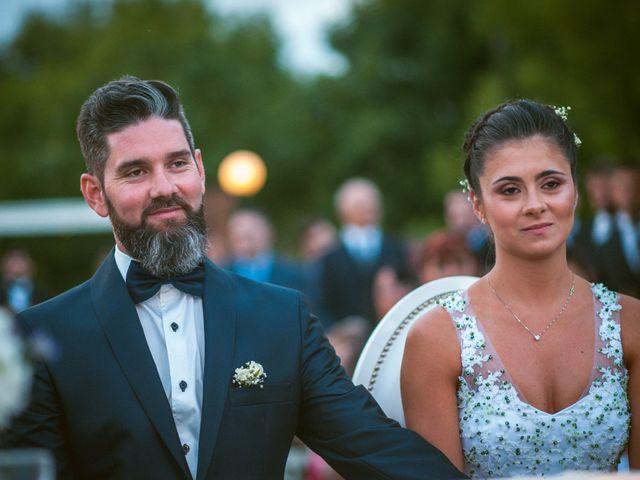 El casamiento de Sabri y Marcos