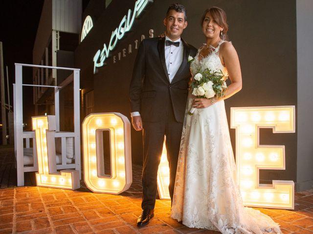 El casamiento de Valentina y Martin