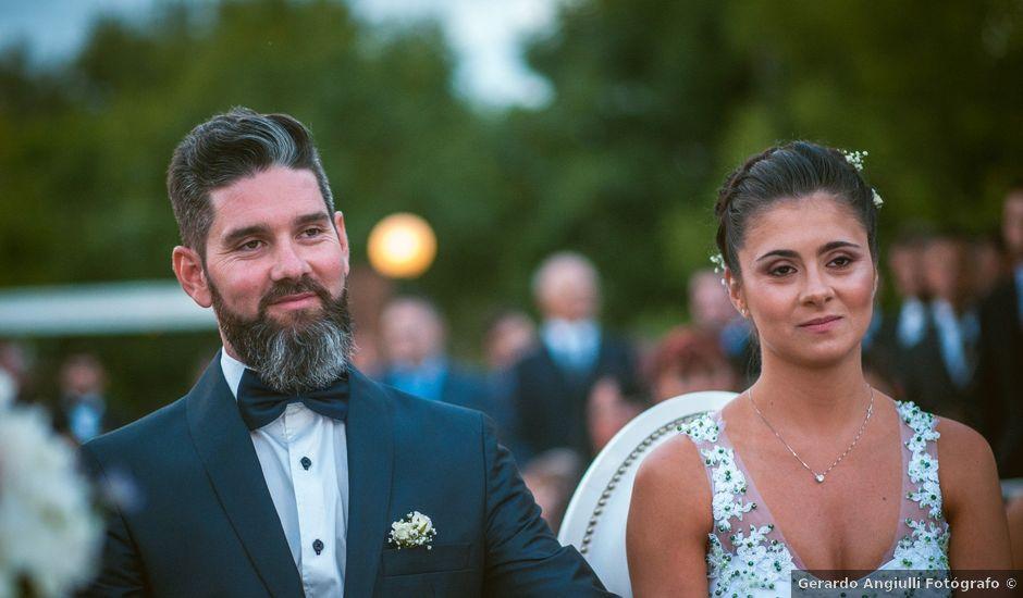 El casamiento de Marcos y Sabri en Rosario, Santa Fe