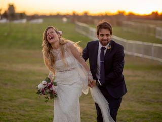 El casamiento de Ceci y Ale