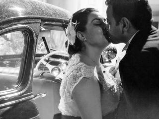 El casamiento de Pedro  y Débora 1