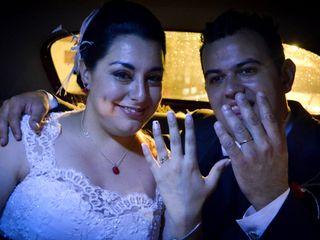 El casamiento de Pedro  y Débora