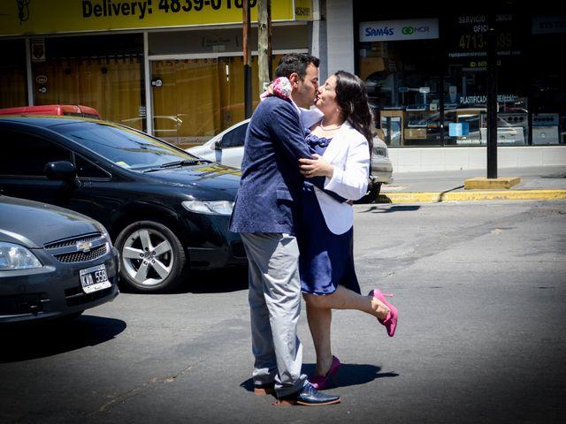 El casamiento de Débora y Pedro  en Villa Ballester, Buenos Aires 6