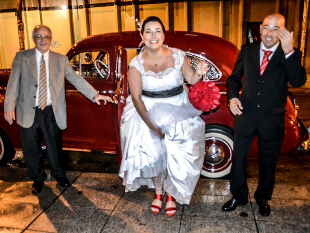 El casamiento de Débora y Pedro  en Villa Ballester, Buenos Aires 11