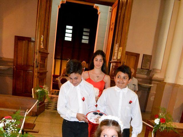 El casamiento de Débora y Pedro  en Villa Ballester, Buenos Aires 12