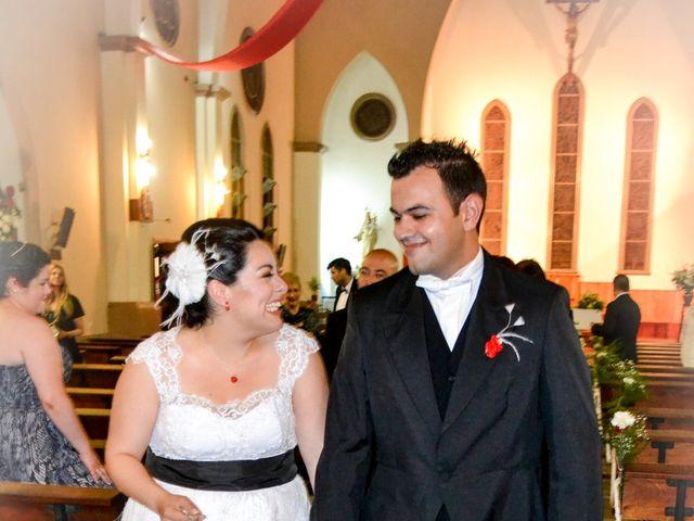 El casamiento de Débora y Pedro  en Villa Ballester, Buenos Aires 14