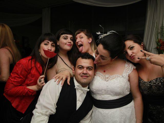 El casamiento de Débora y Pedro  en Villa Ballester, Buenos Aires 25