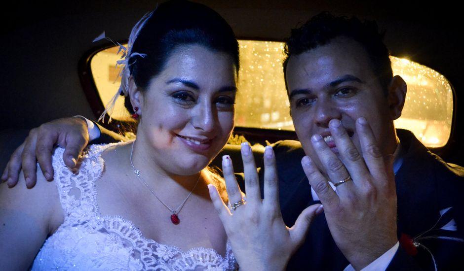 El casamiento de Débora y Pedro  en Villa Ballester, Buenos Aires