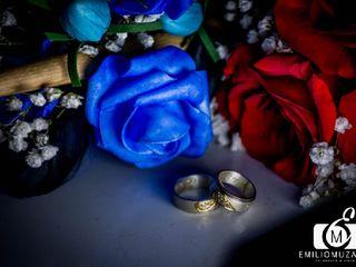 El casamiento de Celeste y Noelia 1