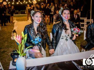 El casamiento de Celeste y Noelia