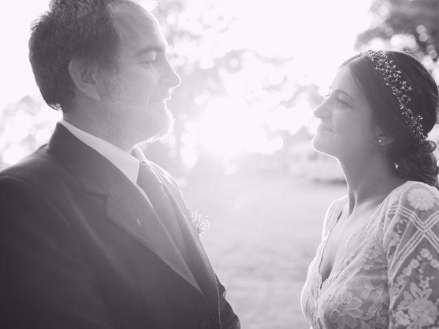 El casamiento de Josefina y Hernan