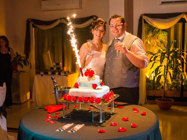 El casamiento de Mariel y Alejandro