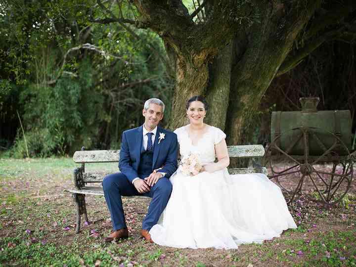 El casamiento de Sole y Marian
