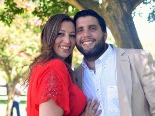 El casamiento de Jorgelina  y Diego