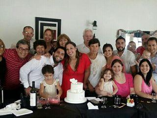 El casamiento de Jorgelina  y Diego 2